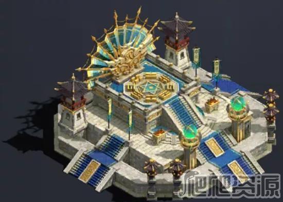 《乱世王者》手游全新大地图缩圈玩法介绍